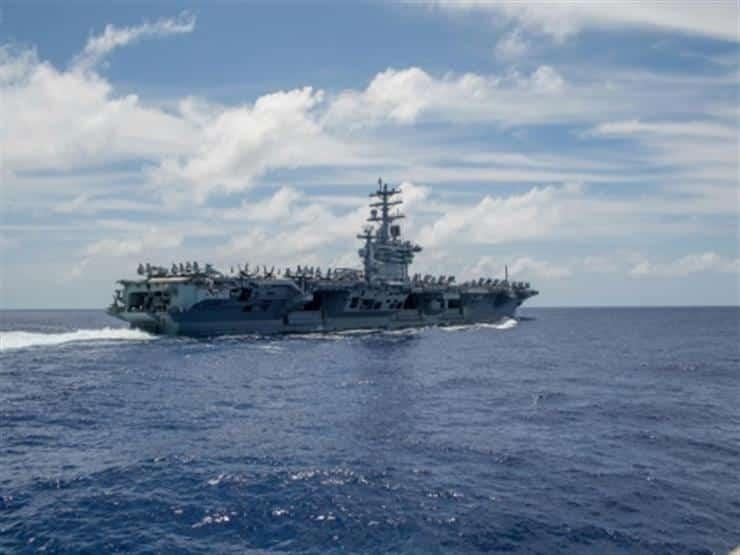 اعتراف إيراني بمحاولة استهداف سفن أمريكية في الخليج العربي