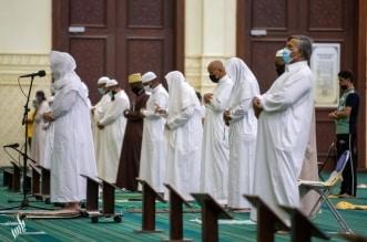 صلاة الفجر مساجد مكة