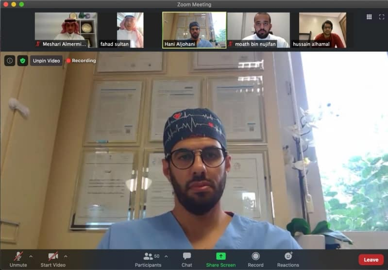 6 آلاف طبيب سعودي يرسمون صورة السعودية الإيجابية عالميًا