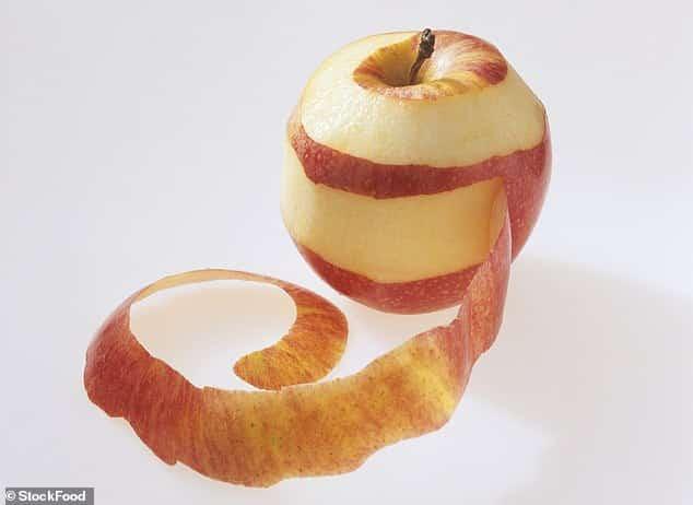 مادة كيميائية في قشر التفاح قد تعالج مرضى التصلب المتعدد