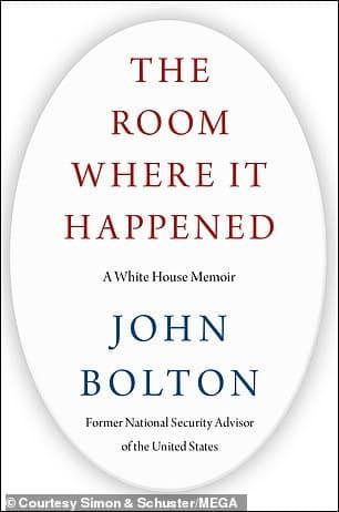 كتاب جون بولتون عن ترامب 4