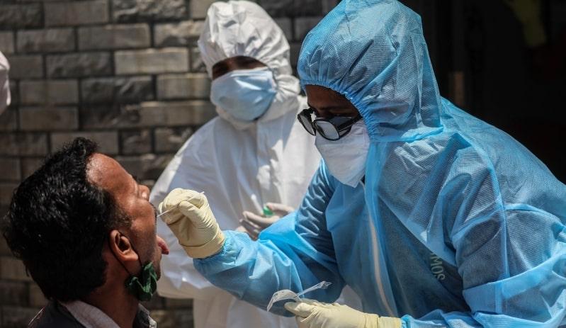 صدمة في الهند.. 78 ألف إصابة بكورونا خلال 24 ساعة