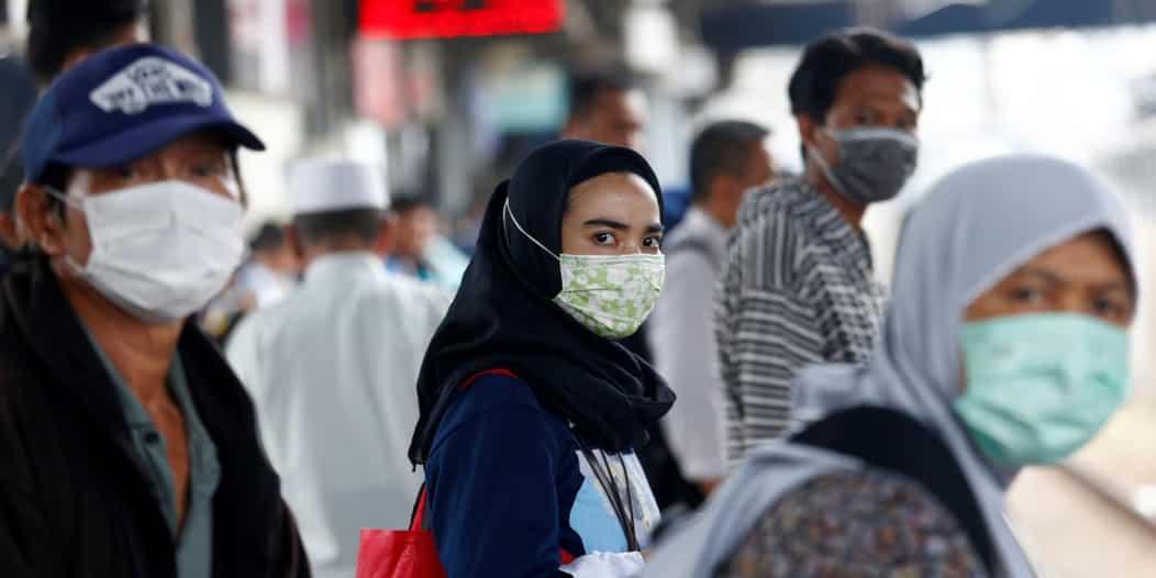 إندونيسيا تسجل 847 إصابة جديدة بـ كورونا و32 حالة وفاة