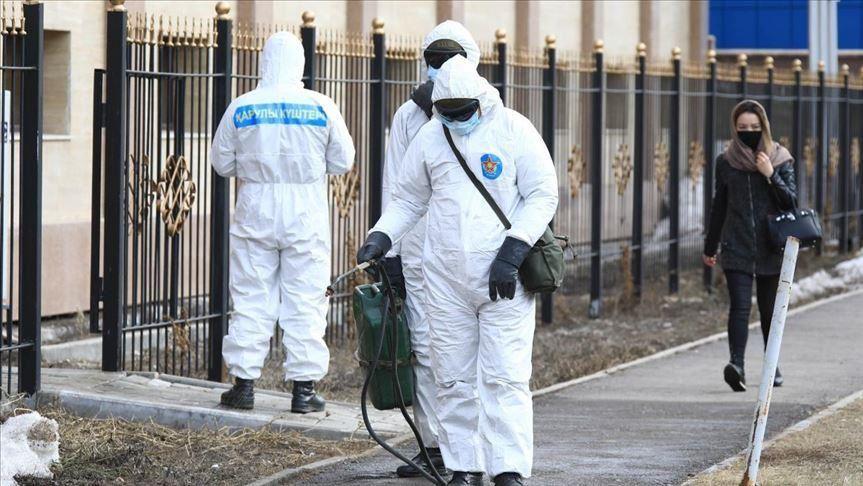 روسيا تسجل 9035 حالة إصابة جديدة بكورونا