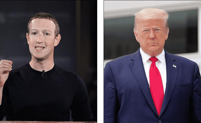 فيسبوك يتراجع ويدرس إضافة ملصقات تحذيرية على المنشورات الداعمة للعنف