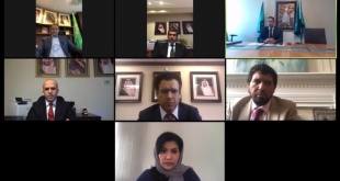 ريما بنت بندر تتابع أوضاع السعوديين في ظل الاحتجاجات الأميركية