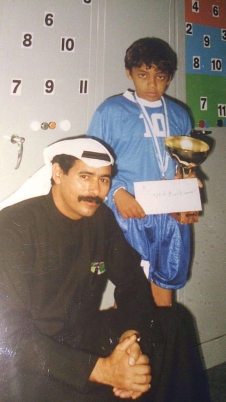 محمد الشلهوب والشرعبي