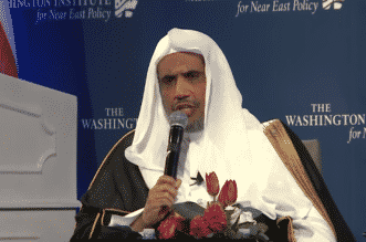 محمد العيسى أمين عام رابطة العالم الإسلامي