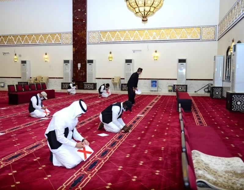 خطة استباقية لتفادي الزحام في مساجد مكة وآلية رصد المخالفات
