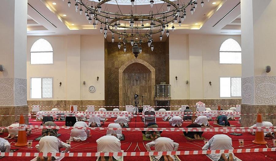 تهيئة أكثر من 425 جامعاً ومسجداً في الطائف لصلاة عيد الأضحى