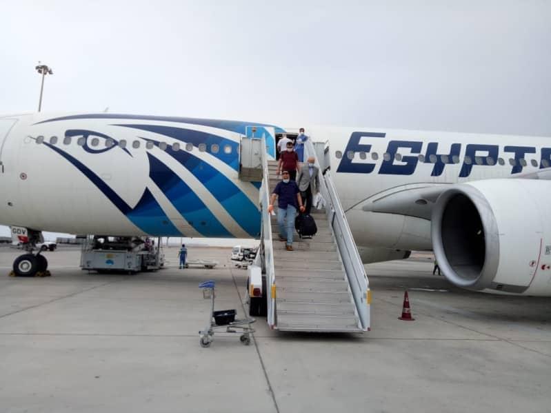 مصر تترقب إلغاء الحجر الصحي للمسافرين خلال ساعات