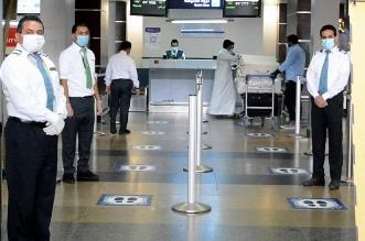 مطار الملك عبدالله بجازان يستقبل رحلاته الداخلية بعد استئناف تشغيل الرحلات 2