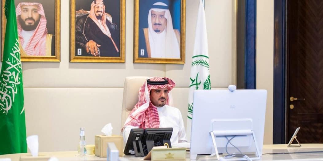 عبدالعزيز بن سعود لمنسوبي الخدمات الطبية بالداخلية: جهدكم مميز لمكافحة كورونا