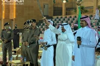 حسن الوفادة تنطلق في أحد رفيدة بتوزيع الورود والاستعراضات - المواطن