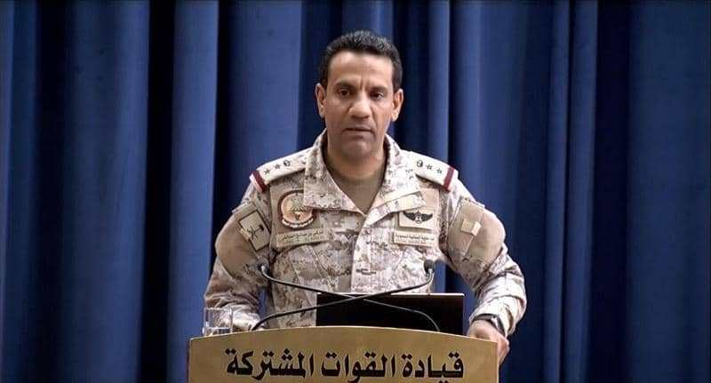 بالفيديو.. التحالف يعلن استهداف وتدمير زورقين مفخخين لميليشيا الحوثي