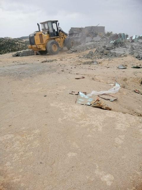 صور.. استعادة 3000 م2 من أراضي الدولة في بلقرن - المواطن