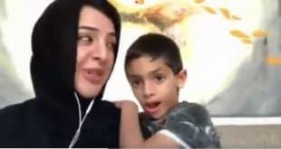 فيديو.. موقف محرج لوزيرة إماراتية أثناء مؤتمر المانحين على الهواء