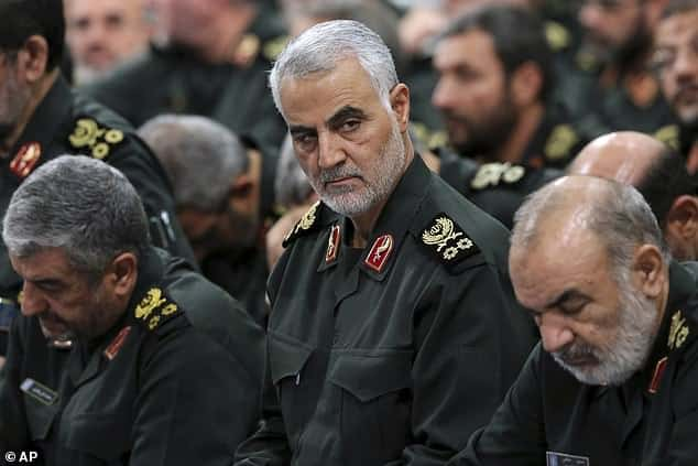 إيران تصدر مذكرة اعتقال بحق دونالد ترامب بسبب مقتل قاسم سليماني