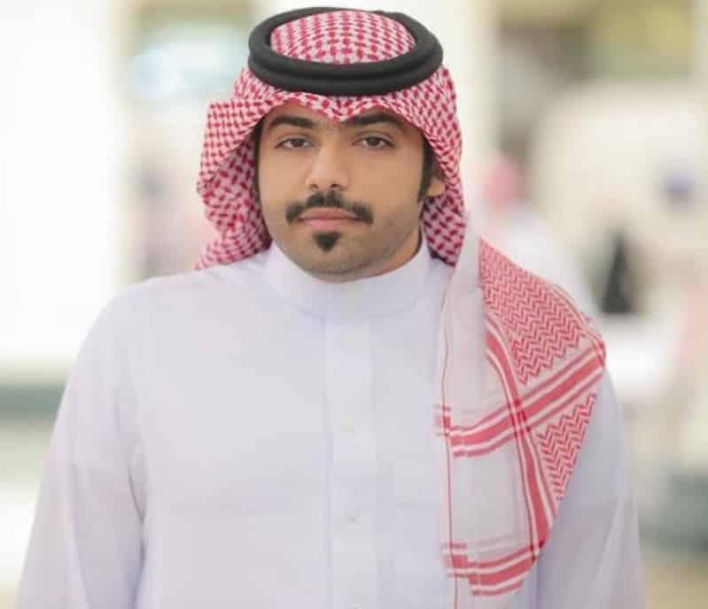 الإعلامي فهد العنزي يرزق بمولوده سعود