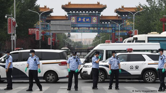 الصين تسجل 22 إصابة جديدة بفيروس كورونا