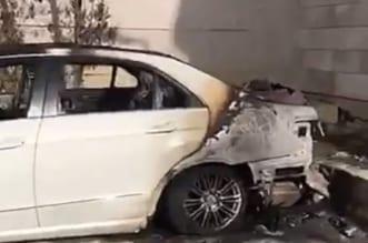 القبض على مواطن أشعل النار في عدد من المركبات بالعاصمة المقدسة - المواطن