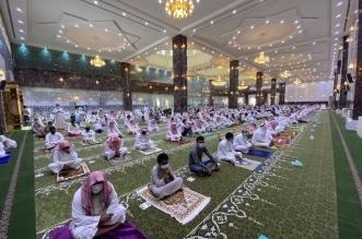 مساجد محايل صلاة الجمعة