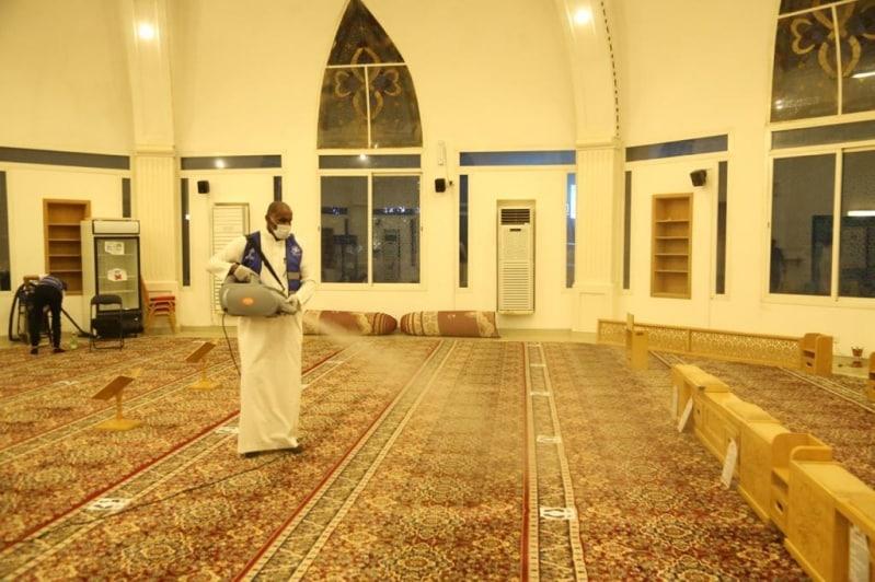 صلاة عيد الأضحى بـ 17129 جامعًا ومسجدًا غدًا