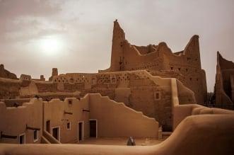 الدرعية أيقونة التاريخ السعودي .. تعود بالزمن 574 عامًا إلى الوراء - المواطن