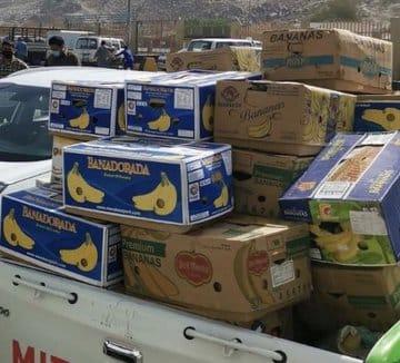 مصادرة 900 كيلو من الخضروات وتسليمها لجميعة إكرام لحفظ الطعام بمكة