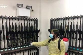 فيديو.. القوات البرية الملكية لـ منسوبيها: عقموا الأسلحة والمعدات - المواطن