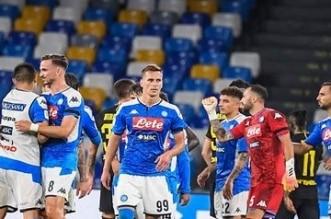 إنجاز مميز لـ ميرتينز بعد صعود نابولي في كأس إيطاليا - المواطن