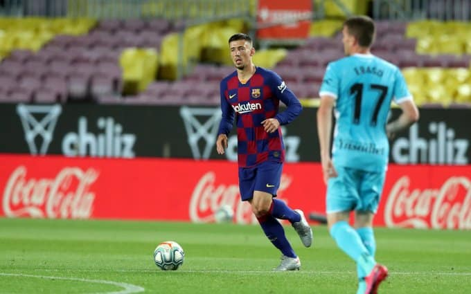 ترتيب الدوري الإسباني بعد ثنائية برشلونة ضد ليجانيس