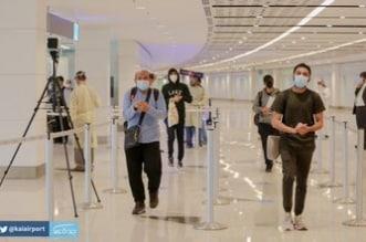 مطار الملك عبدالعزيز الدولي يبدأ تشغيل كافة رحلات القدوم والمغادرة - المواطن