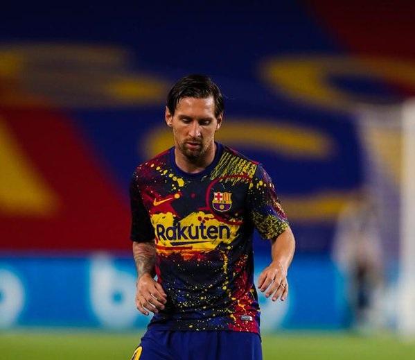 مباراة برشلونة ضد أتلتيك بيلباو تشهد 3 أرقام مميزة لـ ميسي