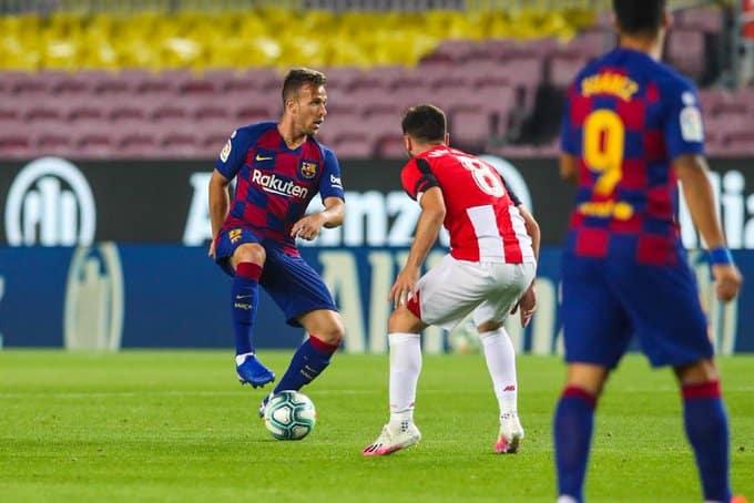 برشلونة ضد أتلتيك بيلباو