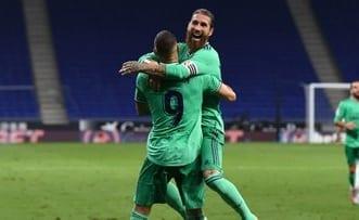 مباراة ريال مدريد وإسبانيول