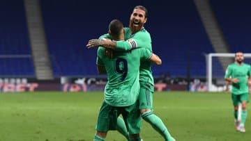 رقم مميز لـ راموس بعد مباراة ريال مدريد وإسبانيول