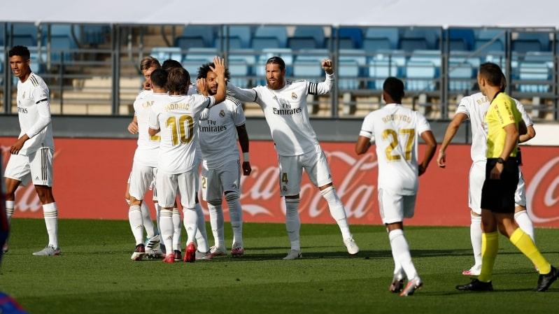 Real Madrid الأكثر تنوعًا في الدوريات الأوروبية