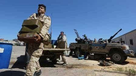 تركيا تنشئ جسرًا جويًا لدعم حركة الوفاق في ليبيا