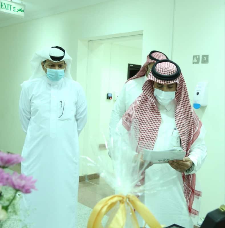 توعية منسوبي موارد الرياض بأضرار المخدرات