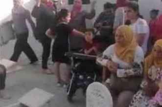 حفل زفاف داخل مقبرة يثير الجدل في تونس - المواطن