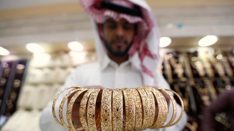 سعر الذهب عيار 21 يسجل 190.62 ريال