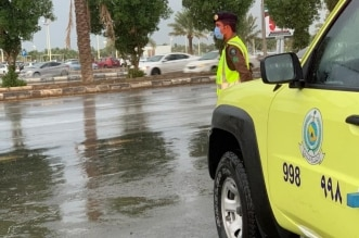 تنبيه من هطول أمطار رعدية على منطقة جازان - المواطن