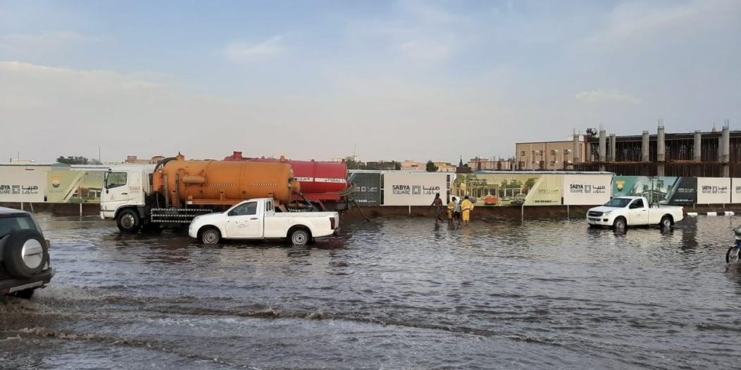 طقس ثاني أيام عيد الأضحى .. أمطار غزيرة ورياح نشطة على 7 مناطق