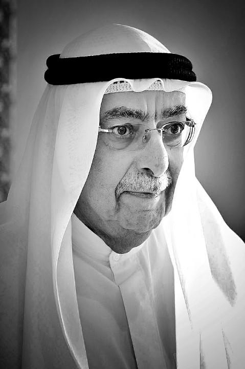 احمد بن سلطان القاسمي