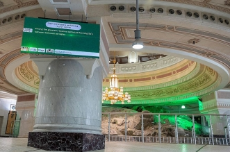 الشاشات الإلكترونية جاهزة لخدمة حجاج بيت الله الحرام - المواطن