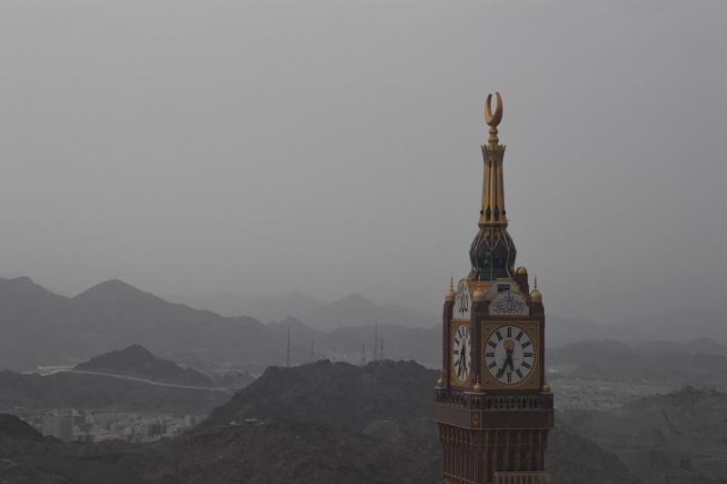 الدفاع المدني يحذر من التقلبات الجوية بمنطقة مكة المكرمة - المواطن