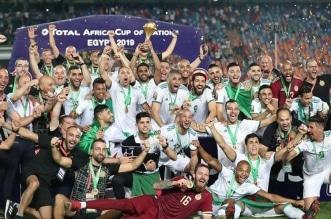 بلعمري مع المنتخب الجزائري