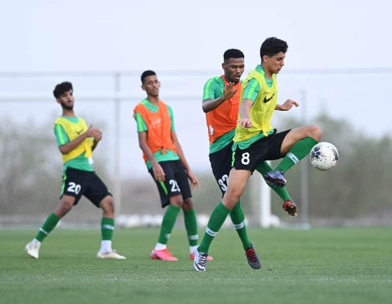 الأخضر الشاب يبدأ الاستعداد لـ كأس آسيا 2020