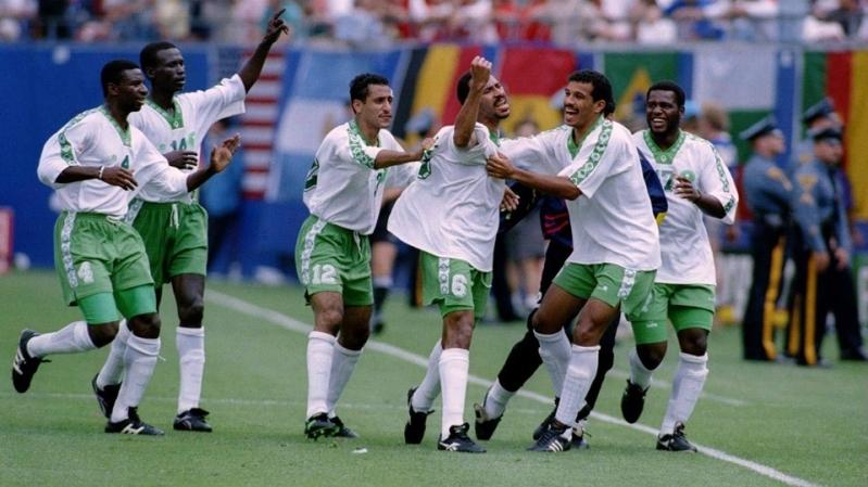 المنتخب السعودي في كاس العالم 1994